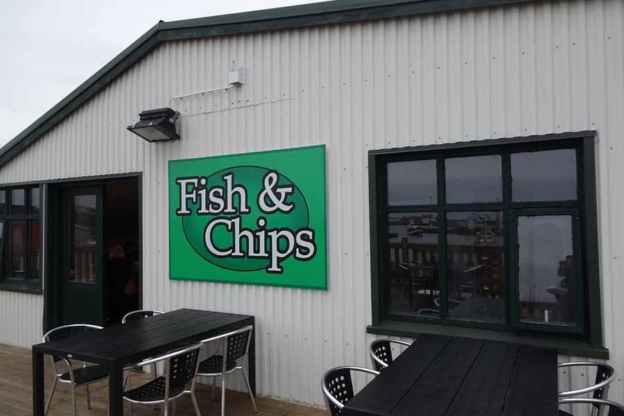 Fish & Chips Húsavík