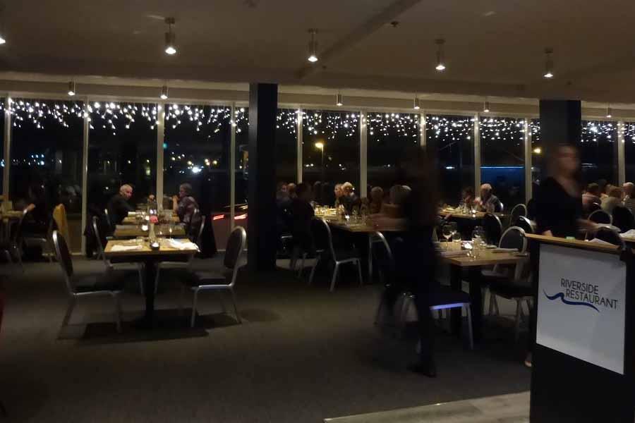 Riverside Restaurant - Hotel Selfoss