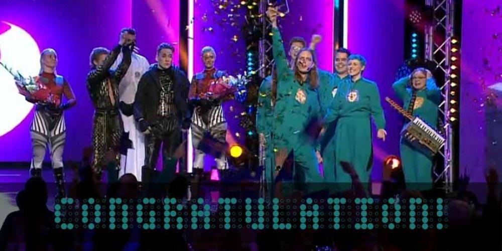 Daði & Gagnamagnið Eurovision 2020