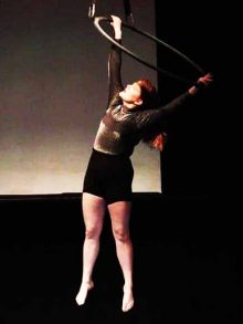 Circus act and workshop