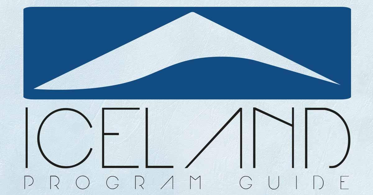 Iceland Program Guide